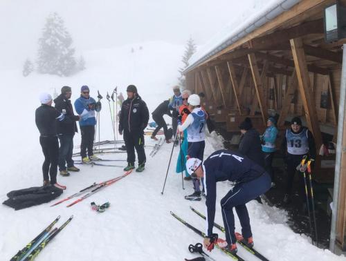 Langlauf Clubrennen 2018